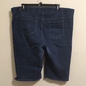 Gloria Vanderbilt Pants - 2 Pairs Gloria Vanderbilt Avery Skimmers 24W